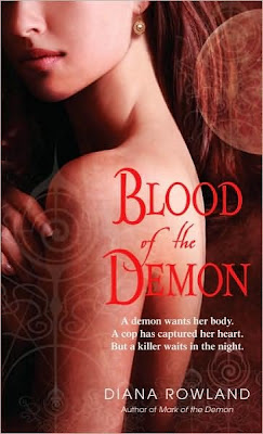 Blood of the Demon by Diana Rowland